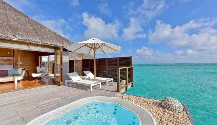 Остров Рангали, Мальдивы