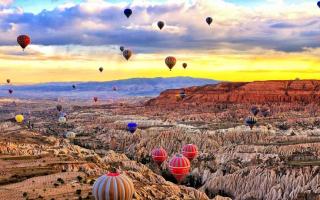 Самые популярные геолокации в Instagram